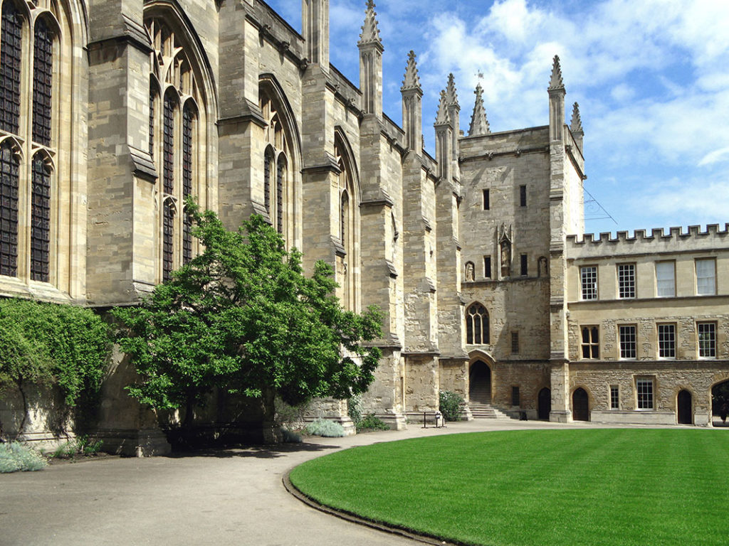 Oxford University, UK